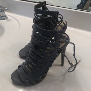 Shoe Dazzle Shoes - Lace ups